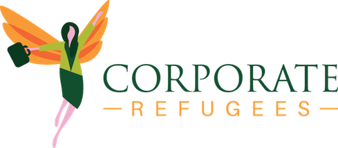 Nancy Chorpenning is The Corporate Refugee Coach